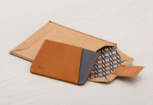 Bellroy Minimizes Your Carrying Needs With Micro Sleeve