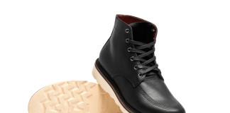 Broken Homme Releases The Jamie Boot In Black Vintage