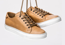 Collegium Gives Their Pillar Low The Tan Leather Treatment