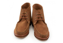 Rancourt Co.'s Cumberland Chukka Are Made For You