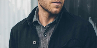 Taylor Stitch Launches The Chambray Utility Shirt