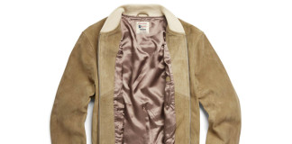 Todd Snyder & Champion Elevate The Classic Baseball Jacket