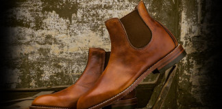 Wolverine Debuts The Camden Chelsea Boot With Horween Leather