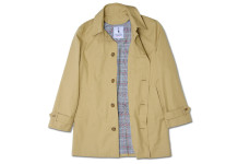 American Trench Adds A New Khaki Coat To Their Collection