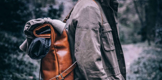 MIFLAND Presents Their Rolltop Rucksack In New Lookbook