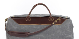 Wood & Faulk Introduce New Colors For The Grand Tourer Weekend Bag