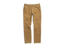 Apolis Introduces A New Color Of Their Standard Issue Utility Chino