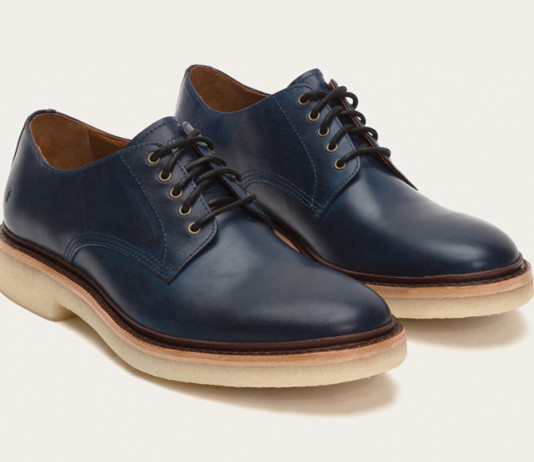 FRYE's Luke Oxford Is Your Leather Boot Alternative