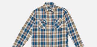 3Sixteen Makes The Western Shirt Cool Again