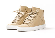 Collegium Releases A Trio Of Luxury High-Tops
