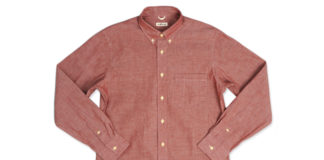 The Hillside Impresses With The Selvedge Chambray Shirt