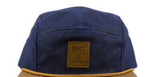 Iron & Resin Teams Up With Danner On Rivermouth Camp Hat