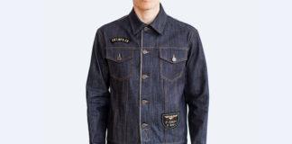 P&Co Breaks-In The Regiment Selvedge Denim Jacket