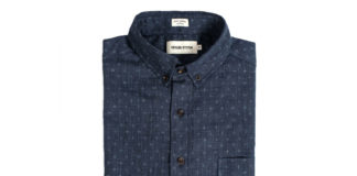 Taylor Stitch Introduces The Jack Button-Up