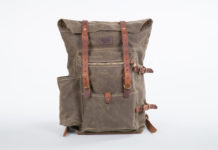Conquer The Outdoors With Bradley Mountain's The Wilder Bag