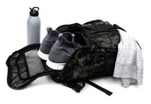 Juggle Work And The Gym With This DSPTCH Bag