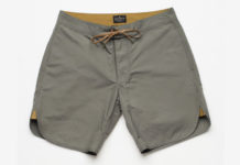 Freenote Puts Their Spin On The Classic Boardshort