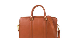 Be The Office Hero With Linjer's Soft Briefcase