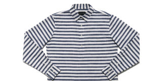 Look Dapper This Summer With Outclass' Herringbone Popover