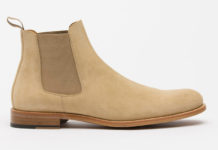 Taft Designs The Perfect Chelsea Boot