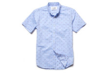 Corridor Adds More Patterns With The Oxford Flags Shirt