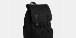 Everlane's Modern Snap Backpack Is Perfectly Simple