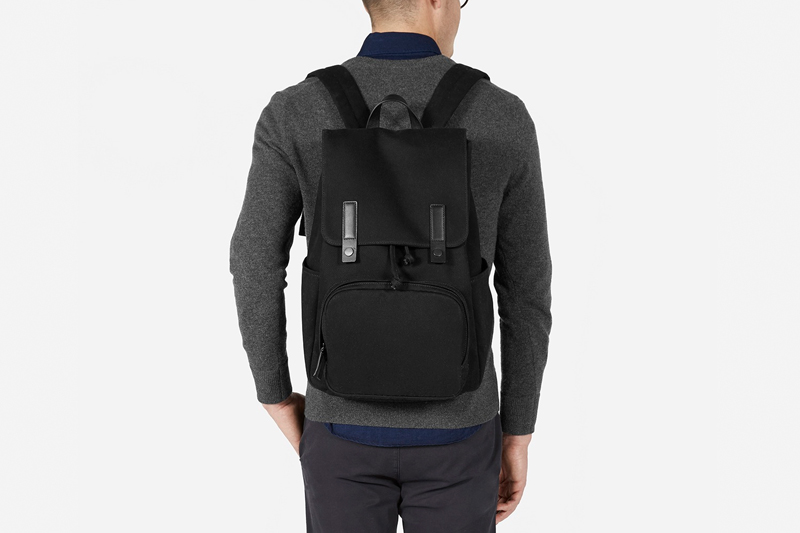 91e128d240 Everlane s Modern Snap Backpack Is Perfectly Simple - The Primary Mag