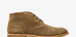 H by Hudson's Suede Chukkas Are Needed In Your Closet