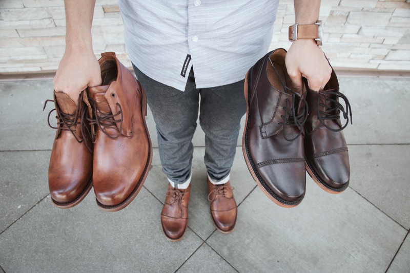 Going Hands-On With Sutro Footwear