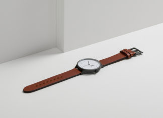 INSTRMNT's Minimal Watches Are Simply Quality Pieces