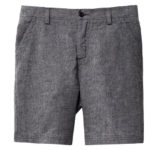 wings + horns' Washed Linen Utility Shorts Are A Summer Must
