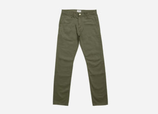 3sixteen Olive Selvedge Chinos Are You Fall Go To
