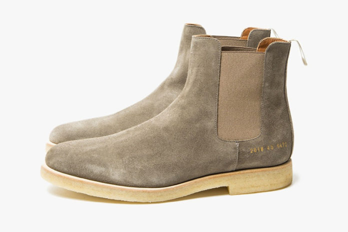 Common Projects' Chelsea Boot Now