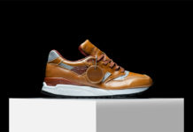 New Balance Adds Horween Leather To The 998 Once Again