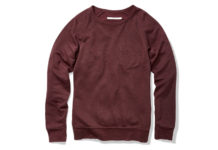 Outerknown Trades Short-Sleeve Shirts For Crewnecks Sweaters