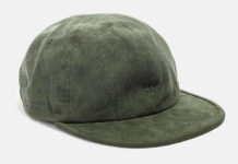 Saturdays NYC Welcomes Fall With The Canyon Suede Hat