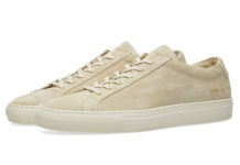 Step Into Fall With The Newest Pair Of Common Projects