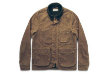 Taylor Stitch's Rover Jacket Handles All Types Of Weather