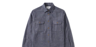 Tripl Stitched Tweed Overshirt Is Your New Favorite Shirt