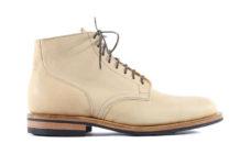 Viberg Releases Service Boot In Beige Kangaroo Leather