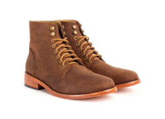 Nisolo's Lockwood Trench Boot Is One Of Their Best Yet
