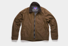 Best Made Co.'s Debuts The Waxed Cotton Ranch Jacket