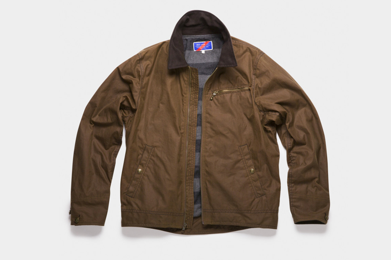 Best Made Co S Debuts The Waxed Cotton Ranch Jacket The