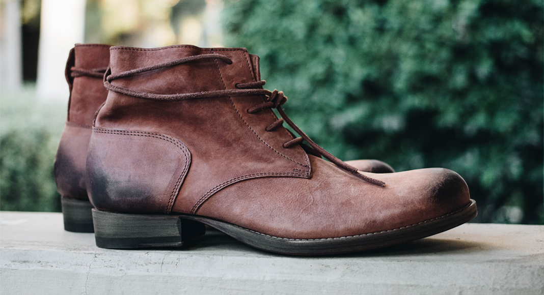 Fancy Footwork: Reviewing Peter Nappi's Barneys Exclusive Julius Boot