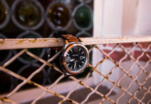 Perfect Timing With Ballast's Trafalgar Watch