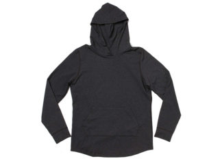 Pistol Lake's Minimalist Performance Hoodie Will Get You Moving
