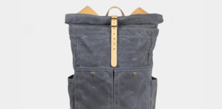 Winter Session Debuts New Roll-Top Pack