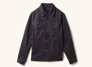 3sixteen & The Woodsland Bring You A New Type 3S Jacket
