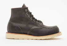 Treat Yourself To Red Wing's 6-Inch Moc Boot