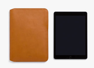Bellroy Slims Down Your Tablet With A New Sleeve